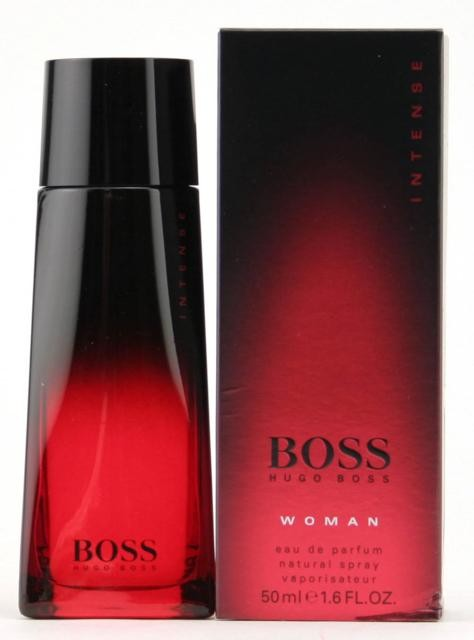 BOSS INTENSE by HUGO BOSS - EDP SPRAY*